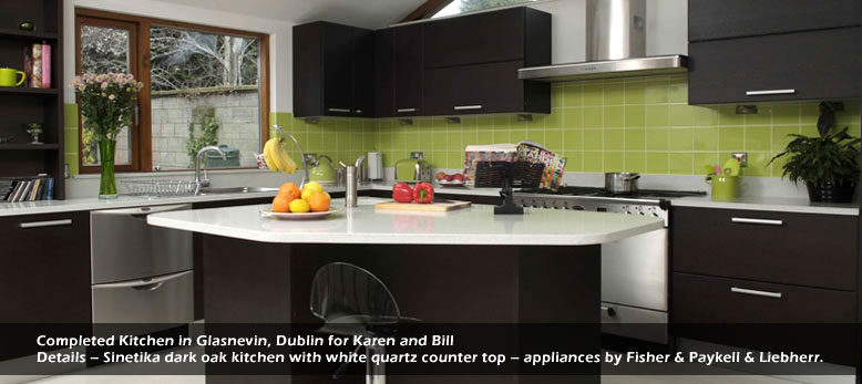 Fitted Kitchens Dublin
